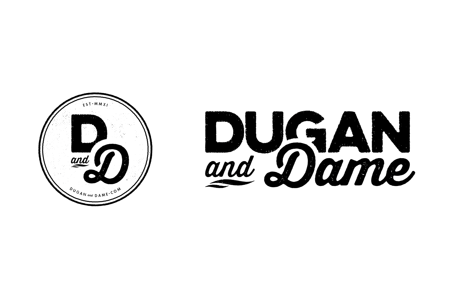 Dugan and Dame Logos