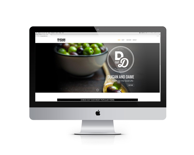 Dugan and Dame Website