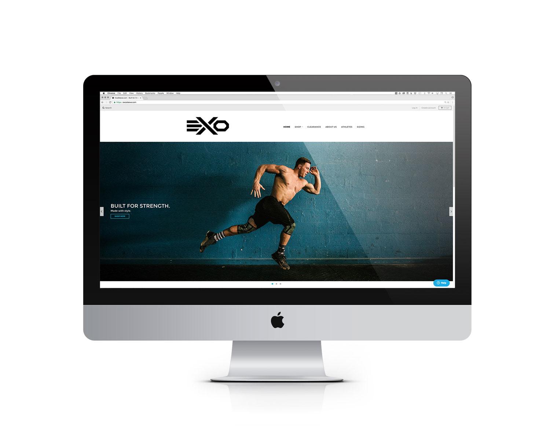 Exo Website