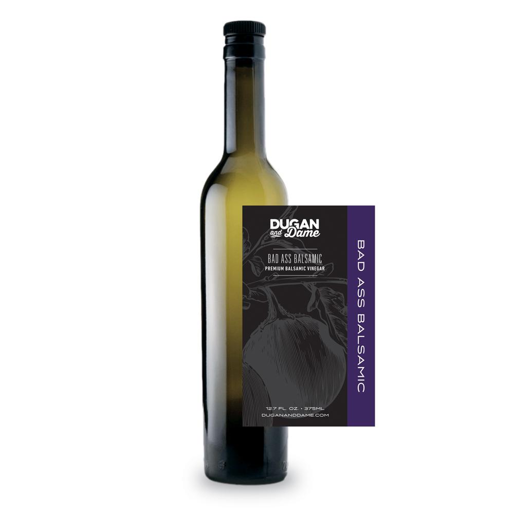 Dugan and Dame Vinegar Bottle