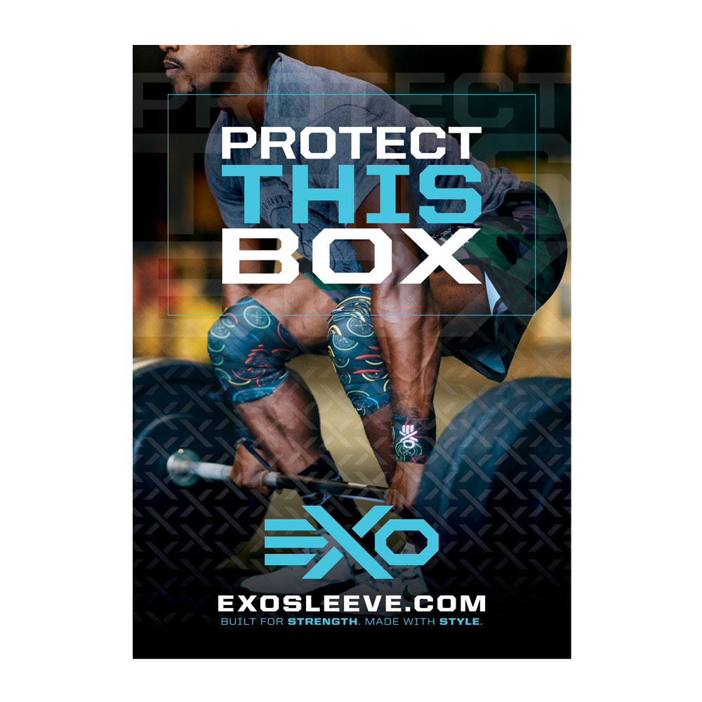 Exo Protect This Box Flyer