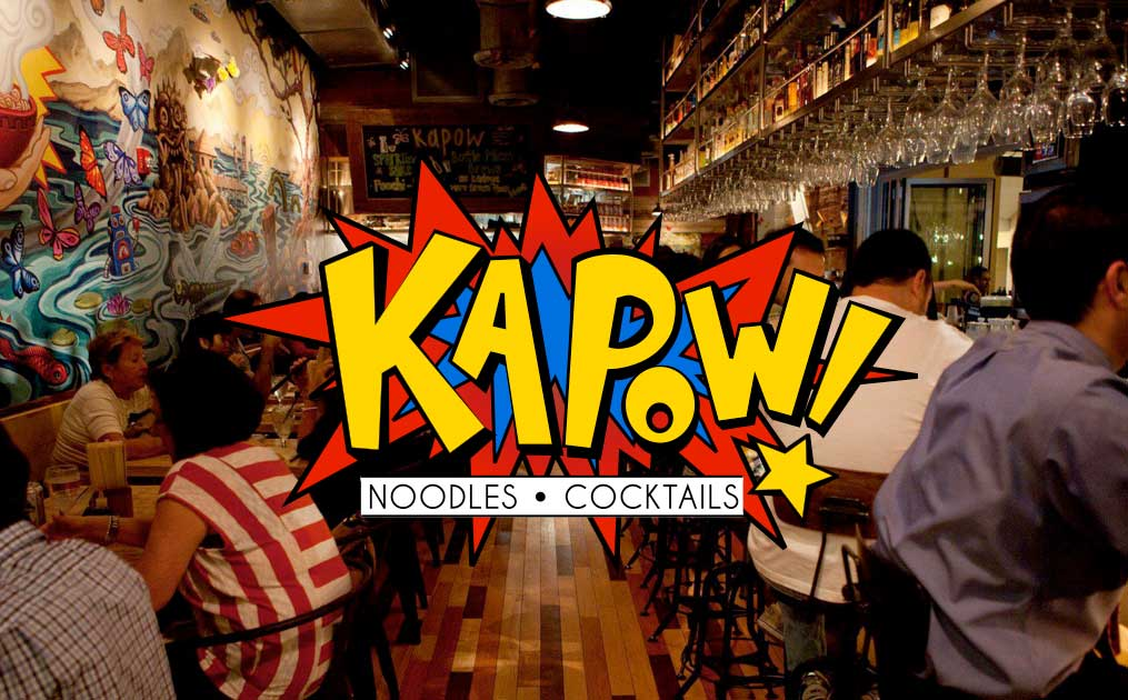 Kapow! Noodle Bar