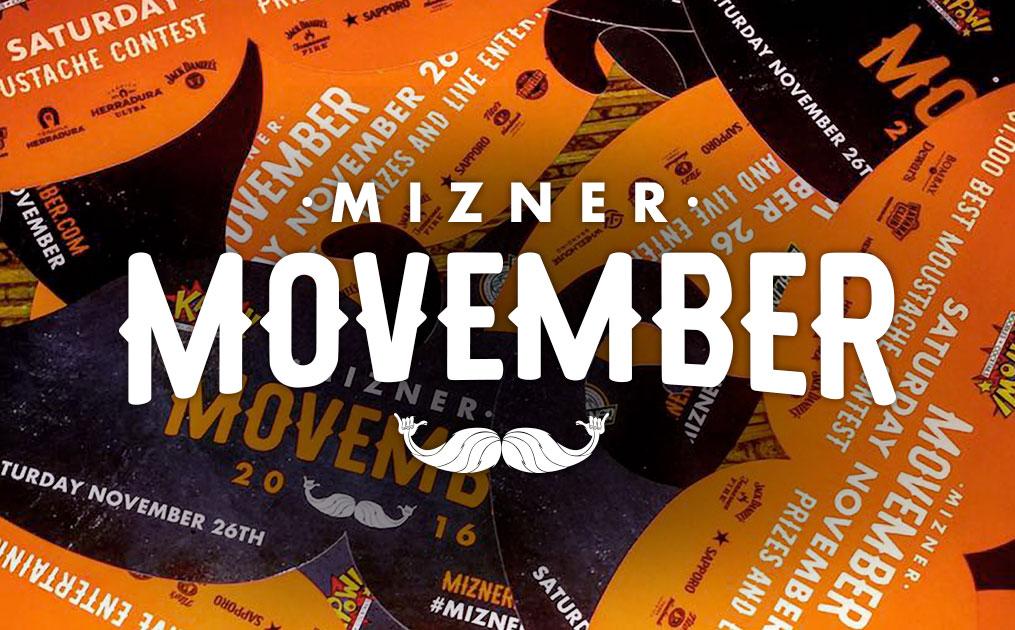 Movember Events
