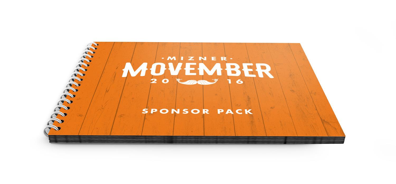 Mizner Movember Sponsor Pack